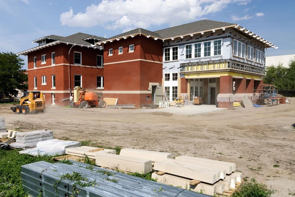 Fuller Construction buildings NE